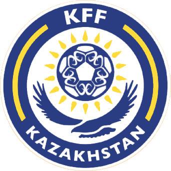 Escudo de 03-1 SELECCIÓN DE KAZAJISTÁN (KAZAJISTÁN)
