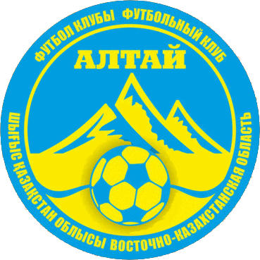 Escudo de FC ALTAI (KAZAJISTÁN)