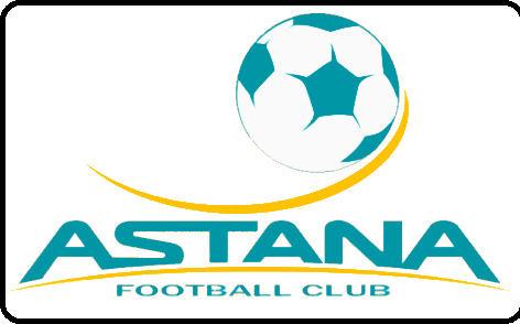 Escudo de FC ASTANA (2) (KAZAJISTÁN)
