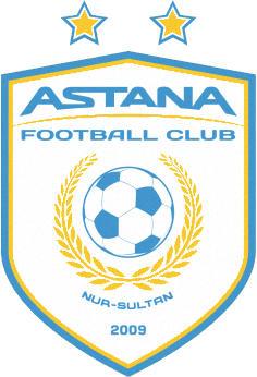 Escudo de FC ASTANA (KAZAJISTÁN)
