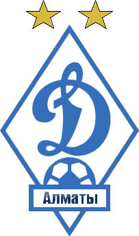 Escudo de FC DINAMO ALMATI (KAZAJISTÁN)