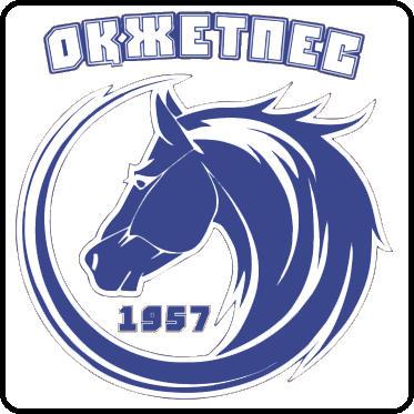 Escudo de FC OKZHETPES (2) (KAZAJISTÁN)