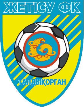 Escudo de FC ZHETYSU (KAZAJISTÁN)