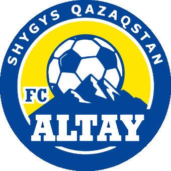 Escudo de FK ALTAY UST-KAMENOGORSK (KAZAJISTÁN)