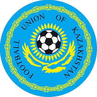 Escudo de SELECCIÓN  DE KAZAJISTANF. (KAZAJISTÁN)