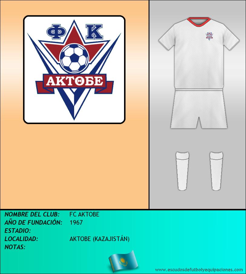 Escudo de FC AKTOBE