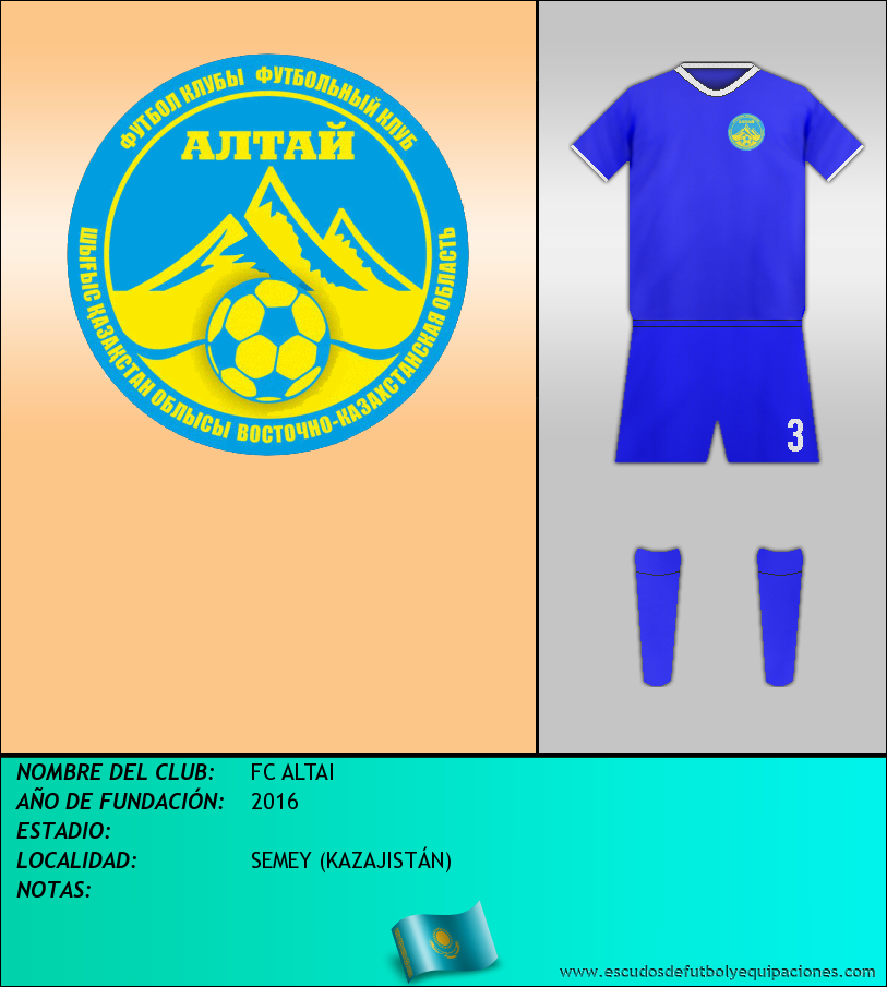 Escudo de FC ALTAI