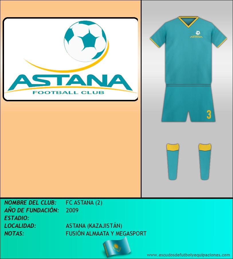 Escudo de FC ASTANA (2)