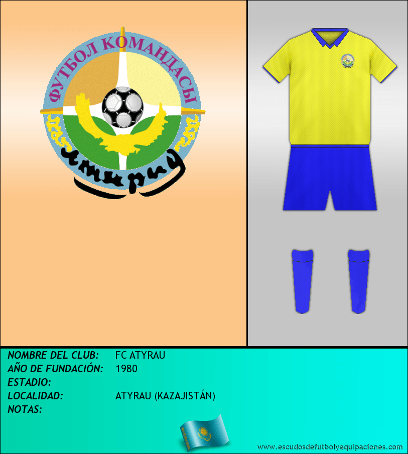 Escudo de FC ATYRAU
