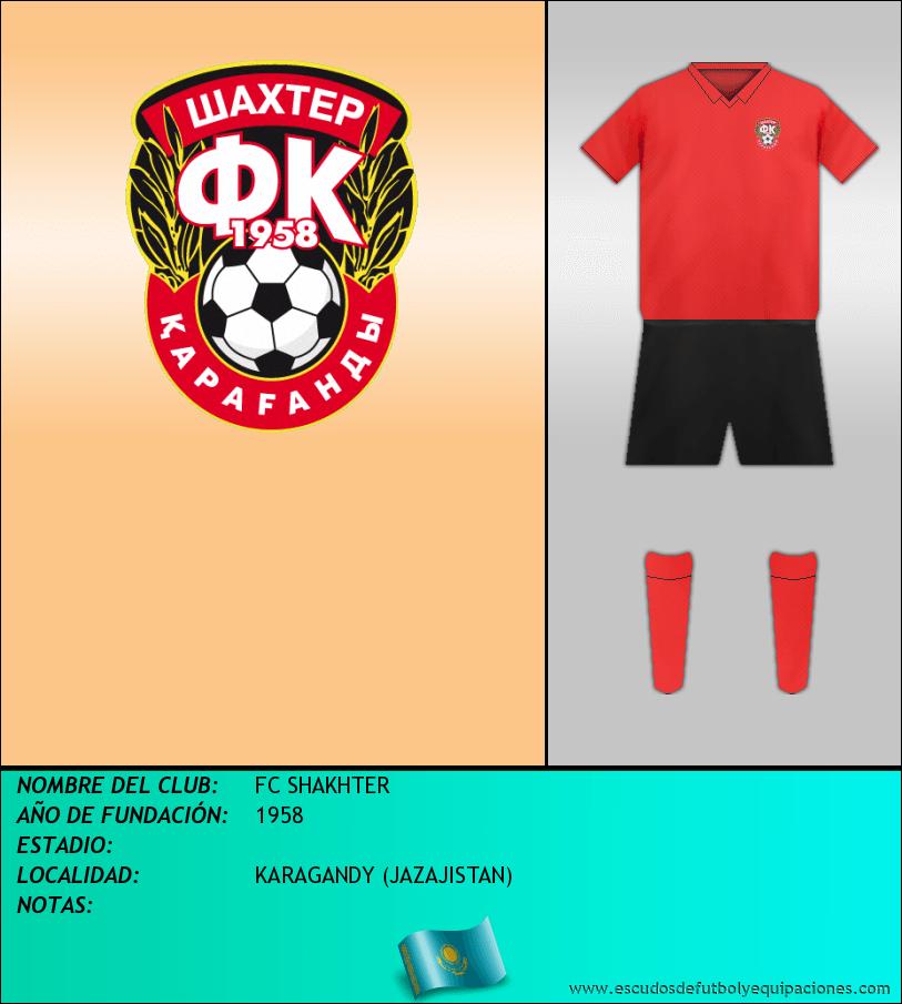 Escudo de FC SHAKHTER