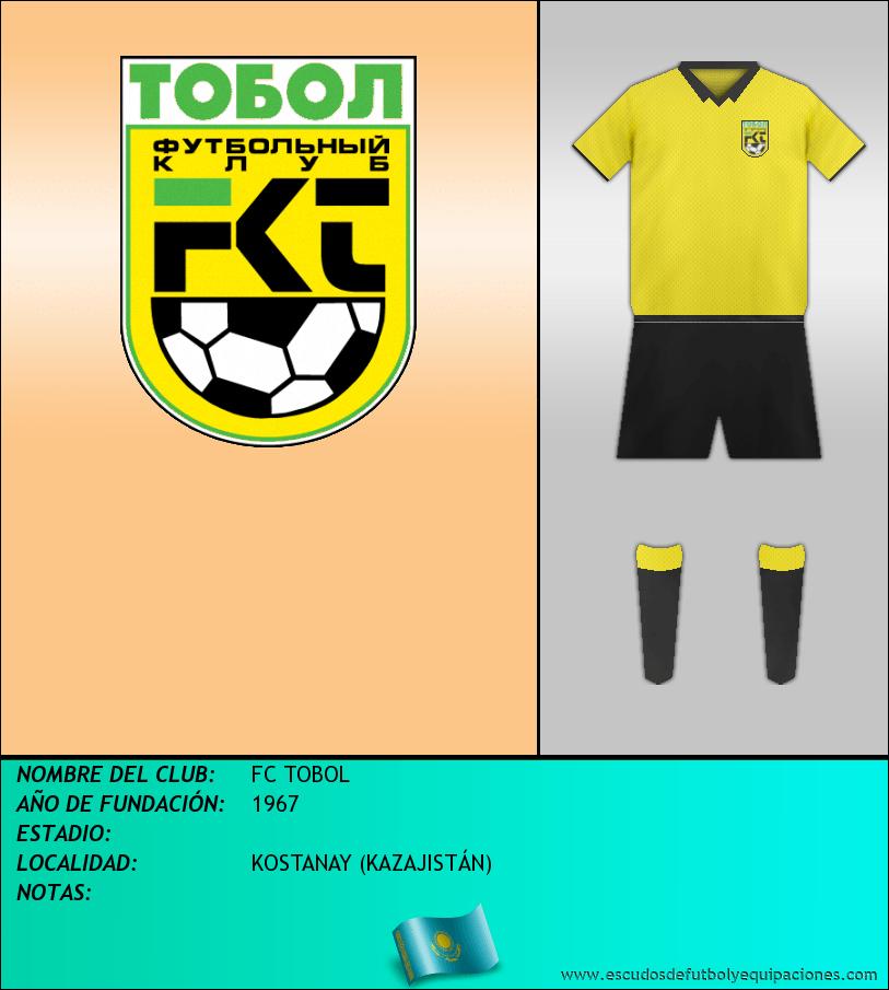 Escudo de FC TOBOL