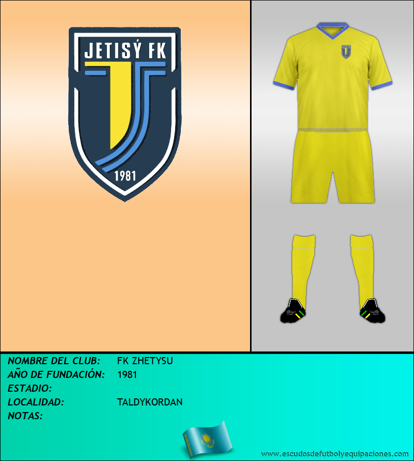 Escudo de FK ZHETYSU