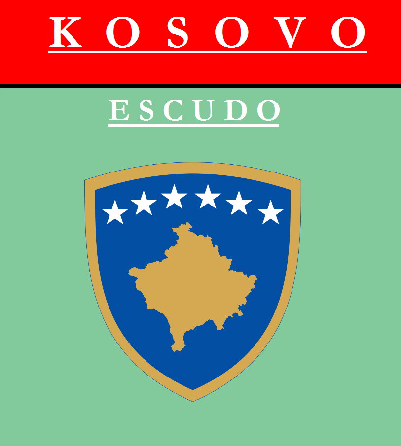 Escudo de ESCUDO DE KOSOVO