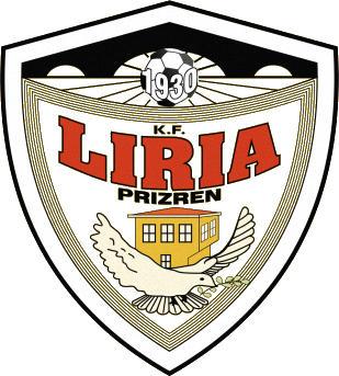 Escudo de KF LIRIA (KOSOVO)
