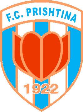 Escudo de KF PRISTINA (KOSOVO)