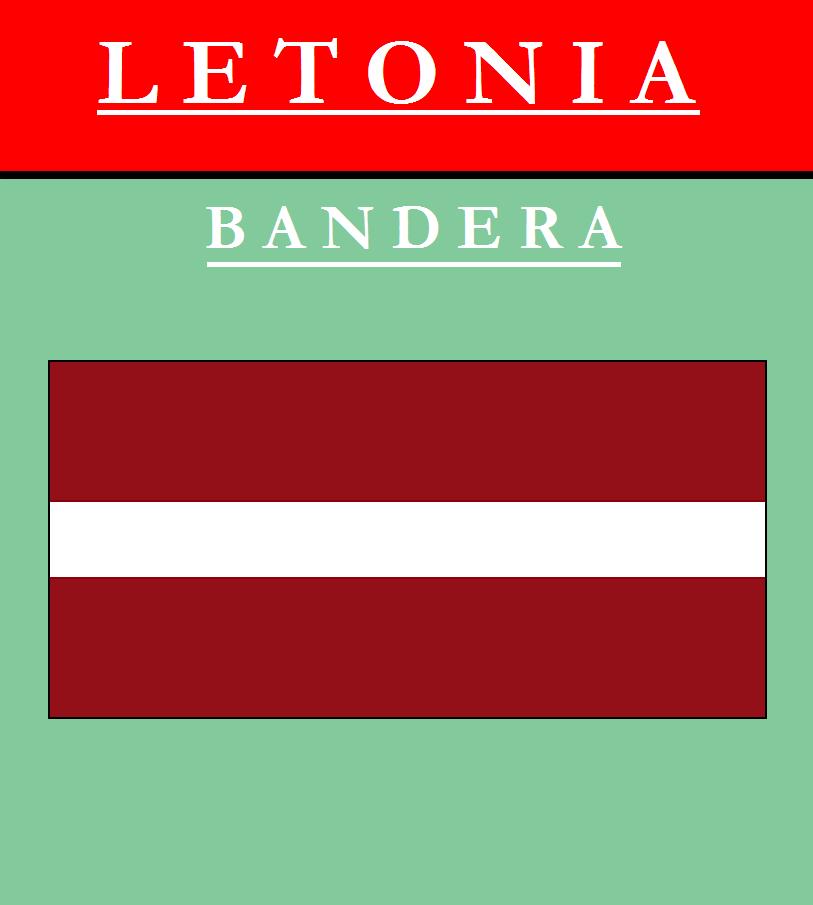 Escudo de BANDERA DE LETONIA