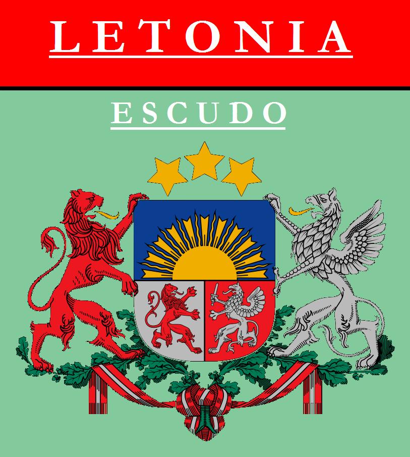 Escudo de ESCUDO DE LETONIA