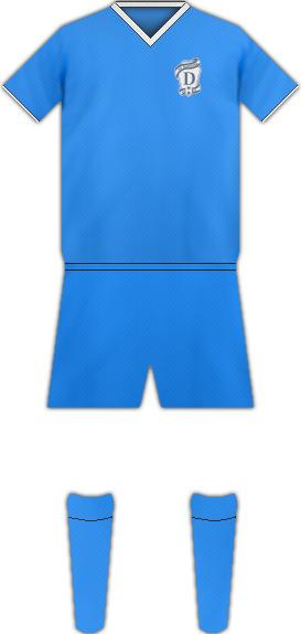 Equipación FK DAUGAVA