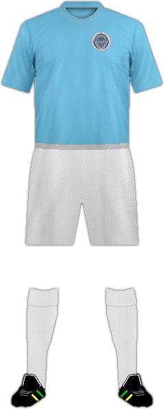 Equipación RIGA FC