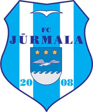 Escudo de FC JURMALA 2008 (LETONIA)