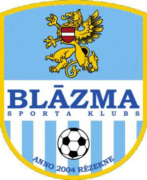 Escudo de FK BLAZMA (LETONIA)