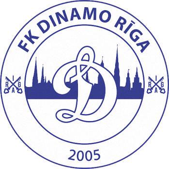 Escudo de FK DINAMO RIGA (LETONIA)