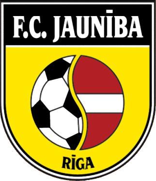 Escudo de FK JAUNÍBA (LETONIA)