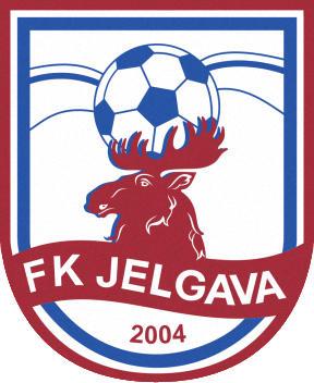 Escudo de FK JELGAVA (LETONIA)