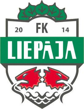 Escudo de FK LIEPAJA (LETONIA)