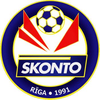 Escudo de FK SKONTO (LETONIA)