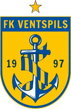 Escudo de FK VENTSPILS (LETONIA)