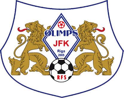 Escudo de JFK OLIMPS (LETONIA)