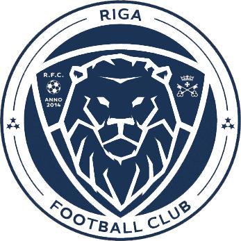Escudo de RIGA FC (LETONIA)