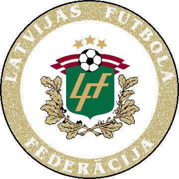 Escudo de SELECCIÓN DE LETONIA (LETONIA)