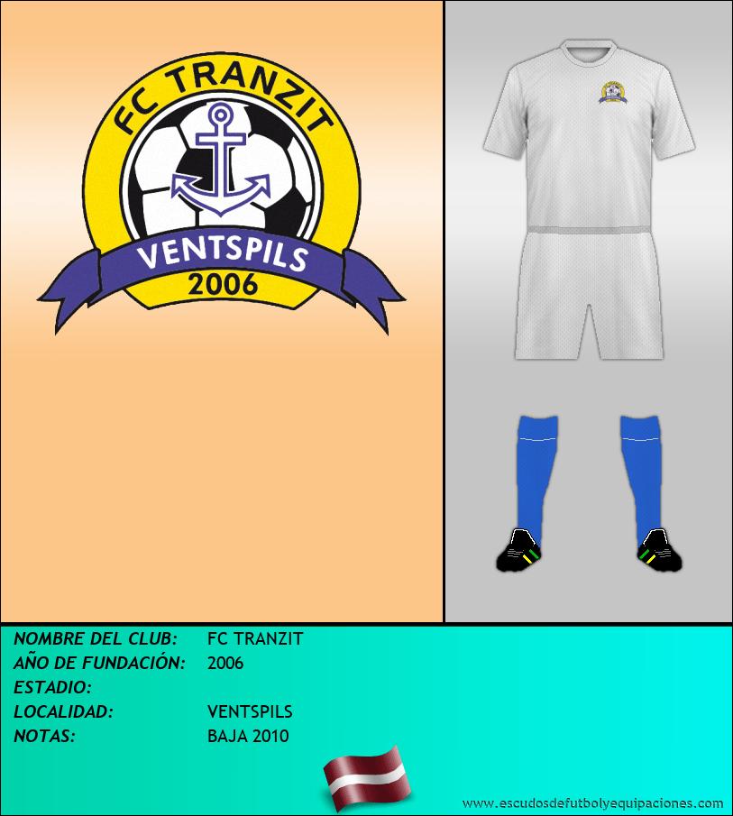 Escudo de FC TRANZIT