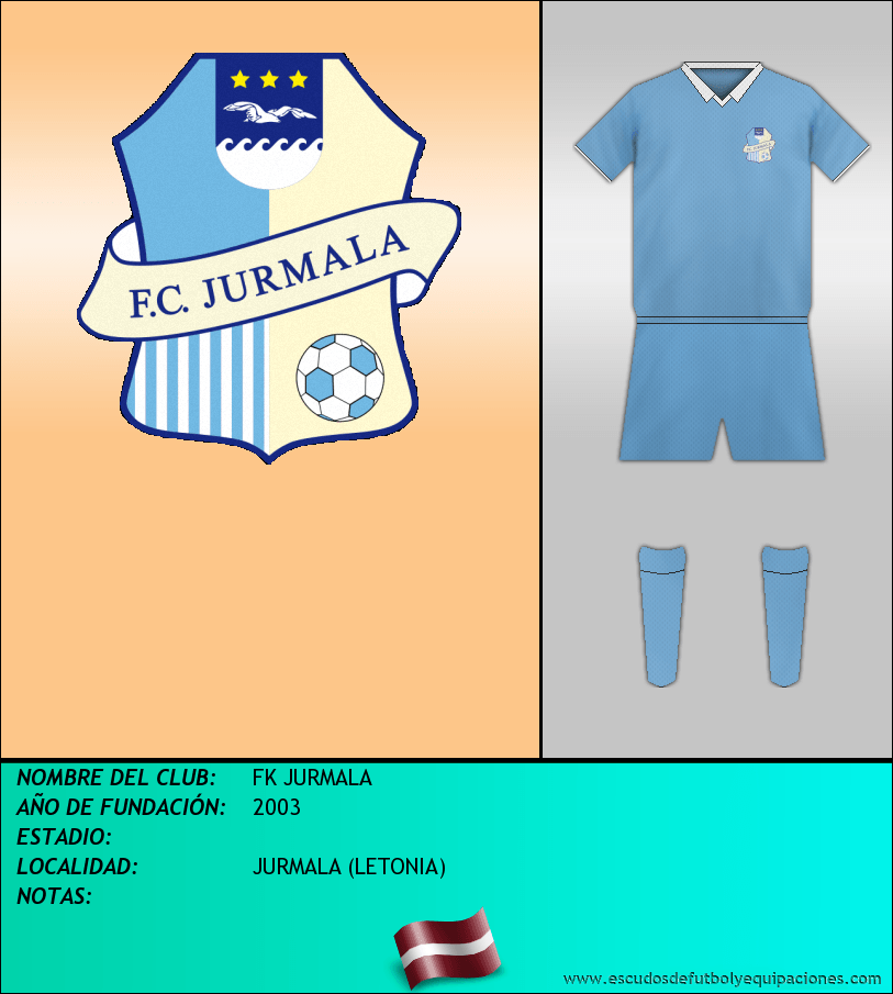 Escudo de FK JURMALA