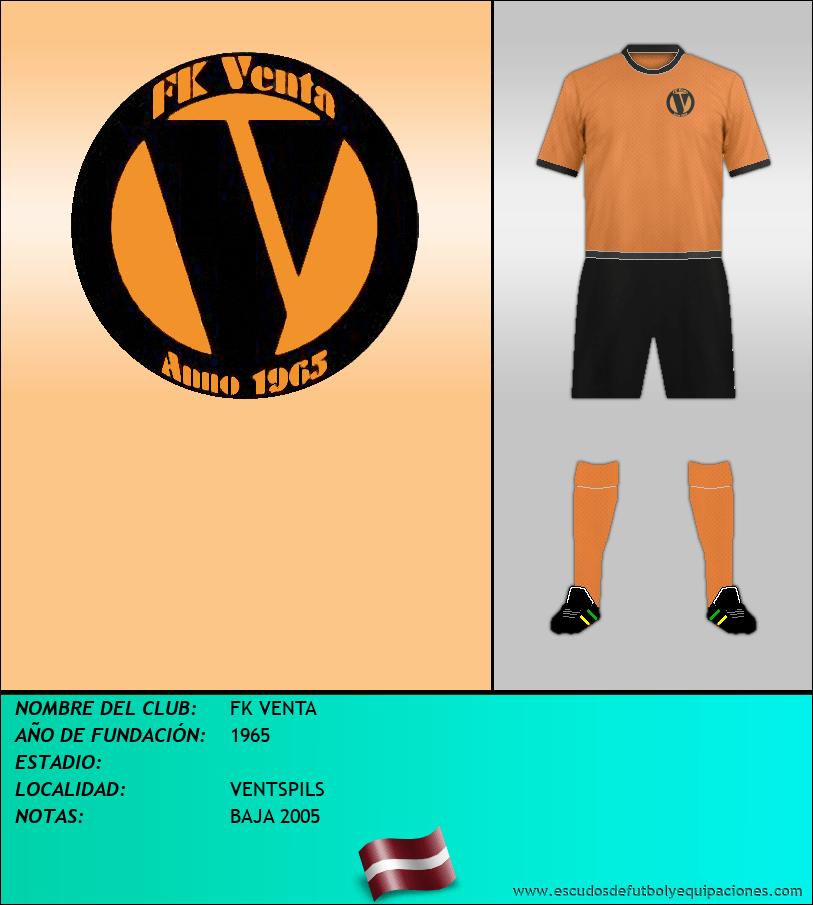 Escudo de FK VENTA