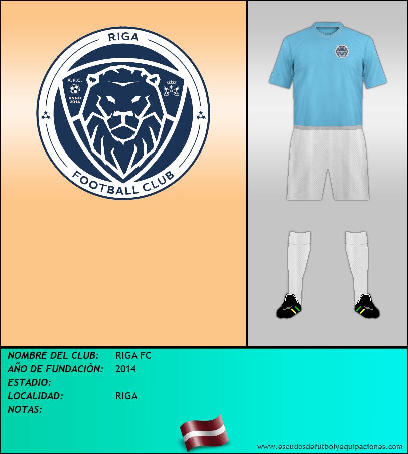 Escudo de RIGA FC