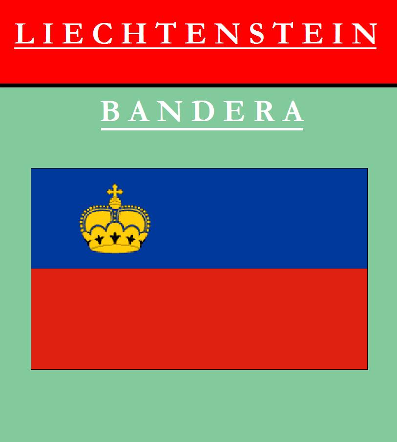 Escudo de BANDERA DE LIECHTENSTEIN