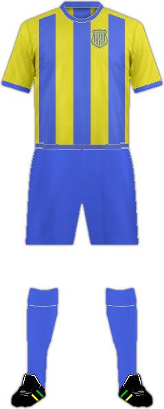 Equipación FK KRUOJA