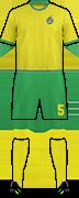 Camiseta SELEÇÃO LITUÂNIA DE FUTEBOL