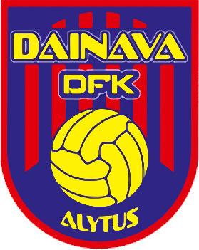 Escudo de DFK DAINAVA (LITUANIA)