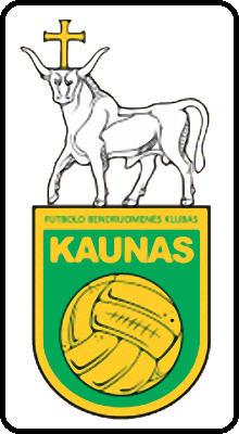 Escudo de FBK KAUNAS (2) (LITUANIA)