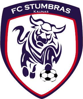 Escudo de FC STUMBRAS (LITUANIA)