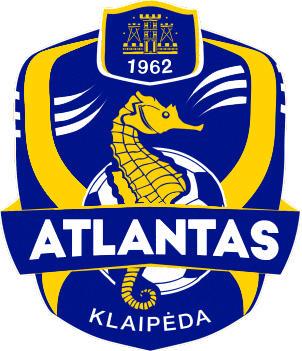Escudo de FK ATLANTAS (LITUANIA)