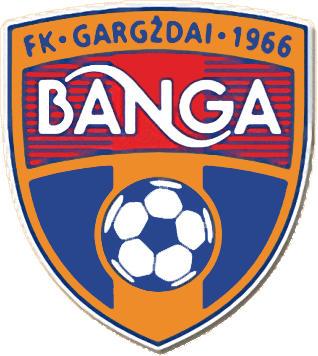Escudo de FK BANGA GARGZDAI (LITUANIA)