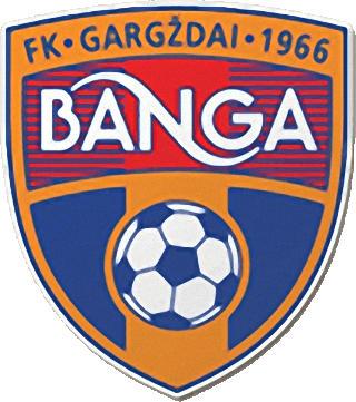 Escudo de FK BANGA (LITUANIA)