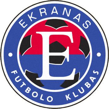 Escudo de FK EKRANAS (LITUANIA)