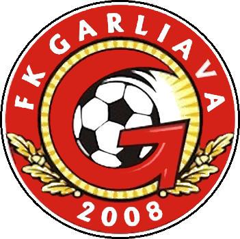 Escudo de FK GARLIAVA (LITUANIA)