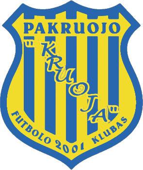 Escudo de FK KRUOJA (LITUANIA)